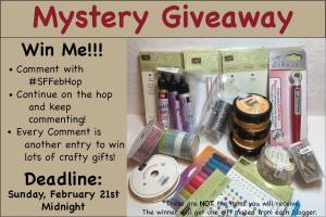 SF Feb hop prize